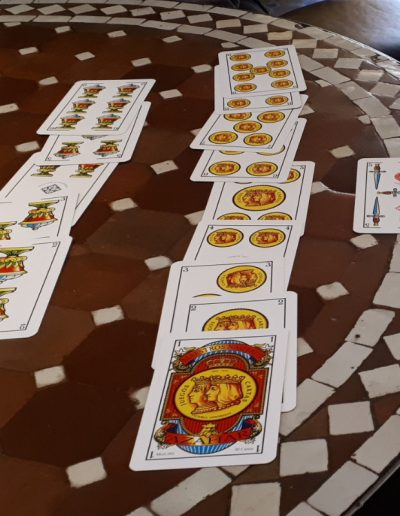 Spanish Card Games